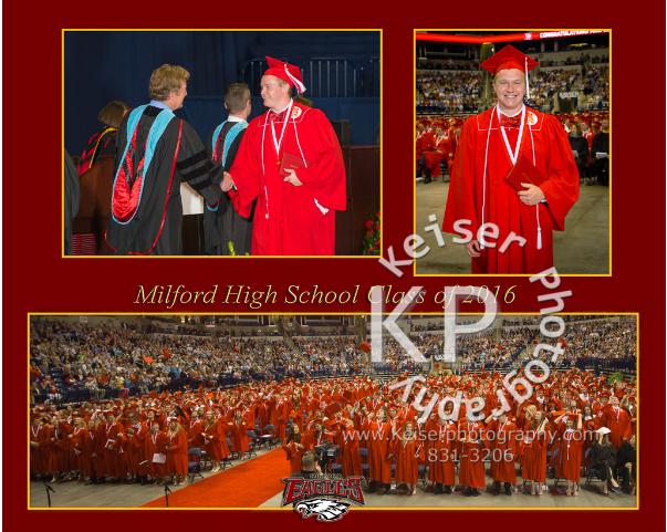 MHS graduate photo flyer