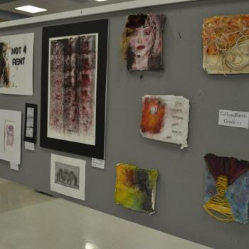 Milford art show 1
