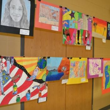 Milford art show 14