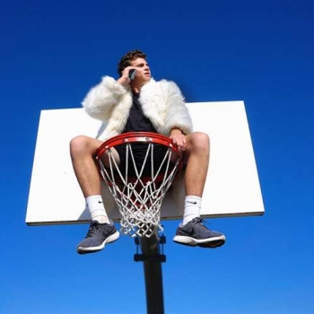 "Jonathan Baker - ""Hoop Dreams"""