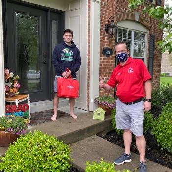 MHS Grad Bag Delivery