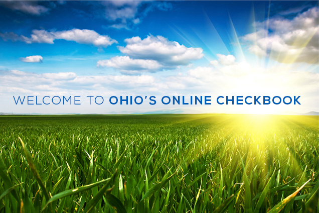 Ohio Checkbook