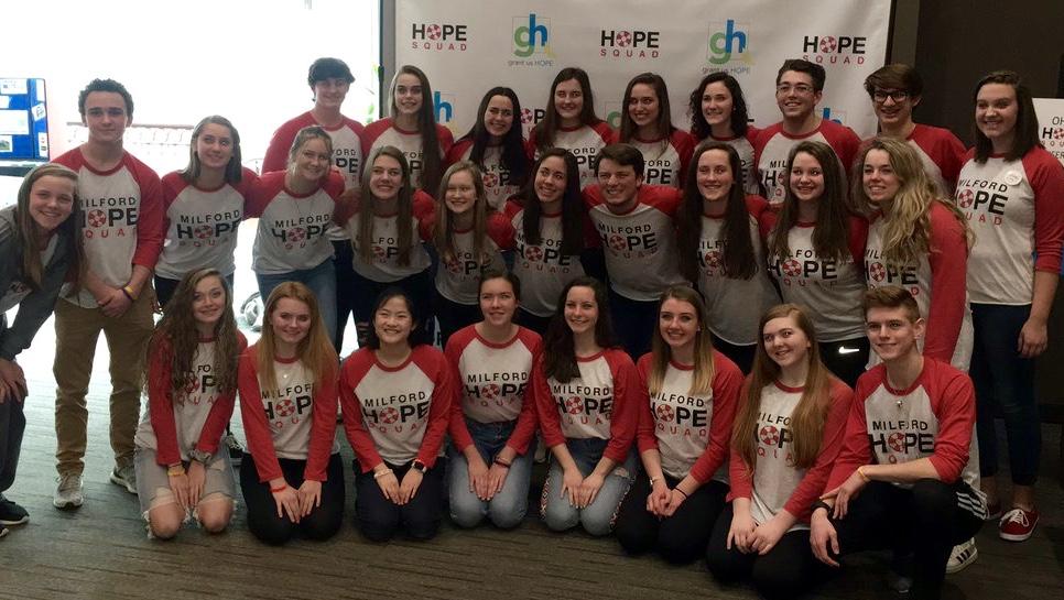 Milford's Hope Squad