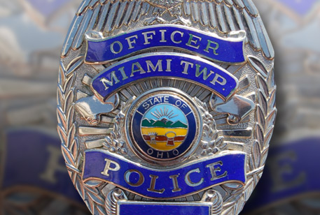 Miami Twp Police Badge