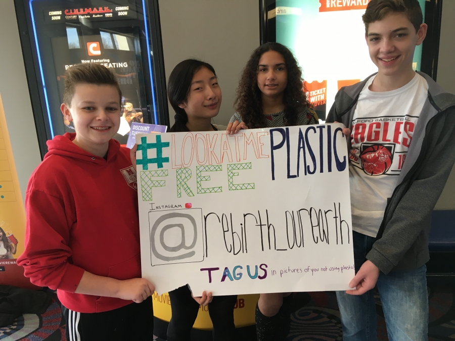 Eco-Eagles Plastic Free Challenge