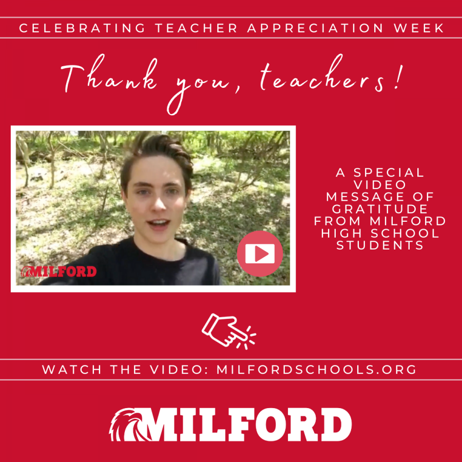 teacher appreciation video MHS